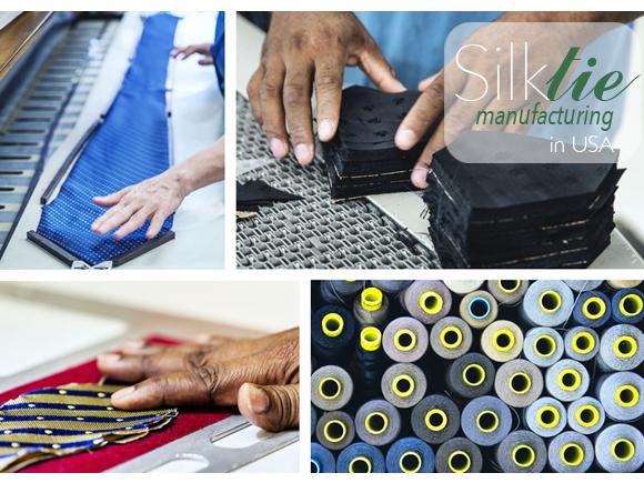 silk neck tie manufacturer in USA