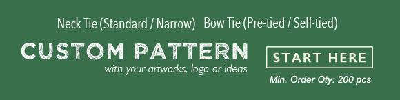 silk bow tie manufacturer in USA