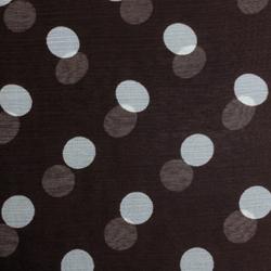 "EZ-46801-0494: printed silk Crinkle Chiffon, 8.5mm, 50"""
